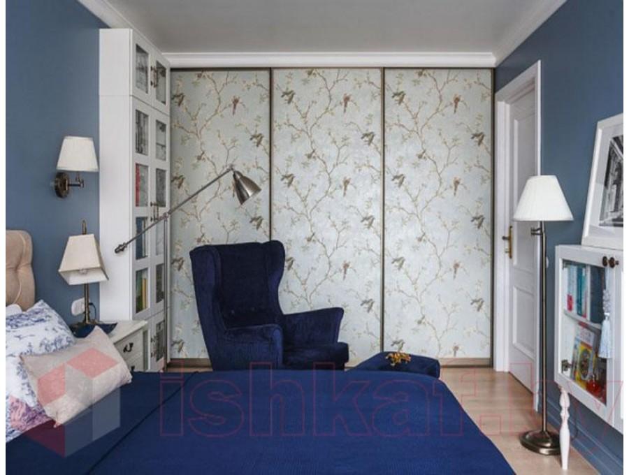 Шкаф-купе в спальню №1