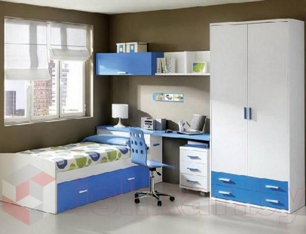 Мебель для мальчика №08